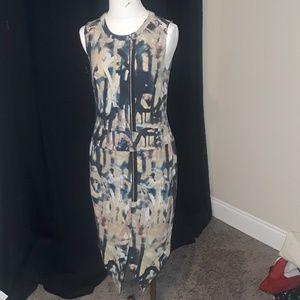 Rachel Roy urban art dress